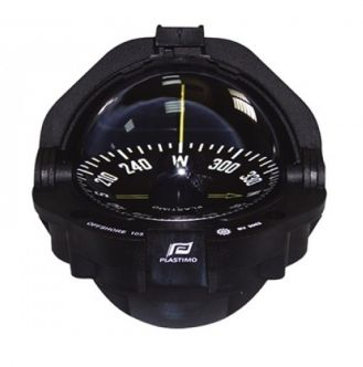 Plastimo Offshore 105 kompassi takaa luettava, musta