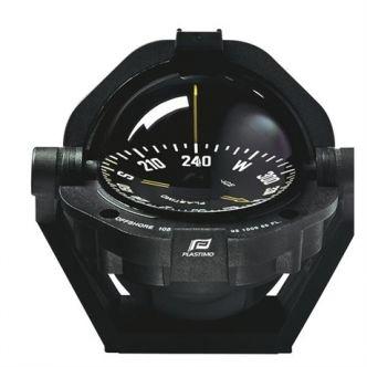 Plastimo Offshore 105 kompassi edestä luettava, musta