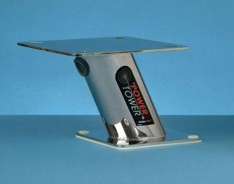 Scanstrut 15 cm teräsjalka tutka-antennille