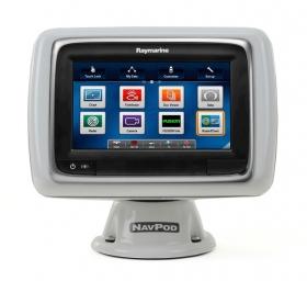 NavPod PowerPod PP4400 jalallinen kotelo