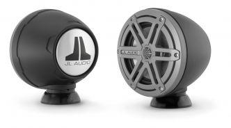 JL Audio VeX™ -kaiuttimien pinta-asennuskiinnike, musta