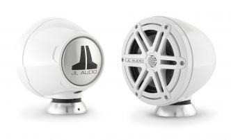 JL Audio VeX™ -kaiuttimien pinta-asennuskiinnike, kirkas