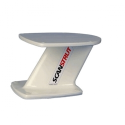 Scanstrut PowerTower® 15 cm komposiittijalka tutka-antennille