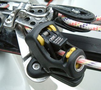 Spinlock PXR köysilukko rapulukon tilalle, 2-6 mm köydelle
