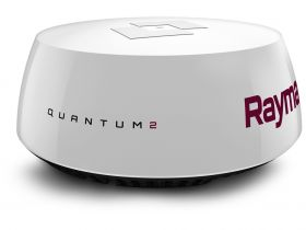 Raymarine Quantum 2 Q24D Doppler + 15 m Raynet tutkakaapeli