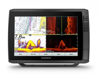Garmin ECHOMAP Ultra 122sv GT54UHD-TM peräpeilianturilla