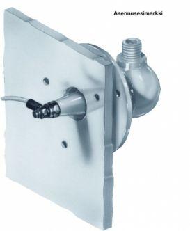 Glomex RA126 nylon kansijalka RA700 HF/SSB-antennille