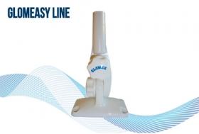 Glomex RA135FME Glomeasy-sarjan taittuva tasopinta-asennusjalka, nylon