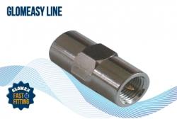 Glomex RA357 FME-FME Glomeasy-sarjan jatkoliitin