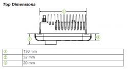 Fusion MS-RA55 KIT (RA55/EL602)