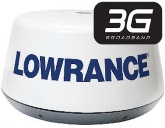 Lowrance 3G Broadband tutka