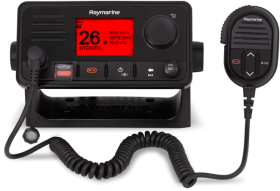 Raymarine Ray73 VHF/AIS radiopuhelin sisäisellä GPS:llä