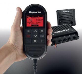 Raymarine Ray91 Black Box VHF/AIS radiopuhelin