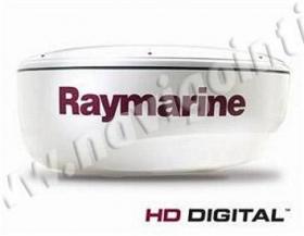 Raymarine Pathfinder RD418HD 1.5' 4 kW digitaalinen kupuantenni