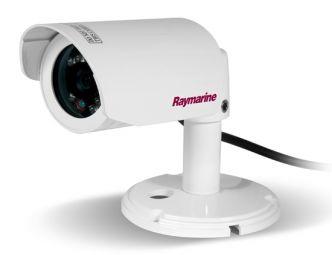 Raymarine CAM100 Päivä- & yönäyttö merivideokamera, normaali kuva