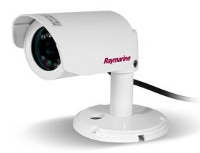Raymarine CAM100 Päivä- & yönäyttö merivideokamera, käännetty kuva