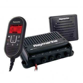 Raymarine Ray90 Black Box VHF radiopuhelin
