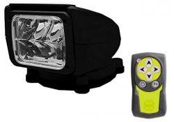 ACR RCL-85 LED-valonheitin langattomalla kauko-ohjauksella, musta