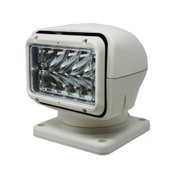 ACR RCL-95 LED-valonheitin langattomalla sekä langallisella kauko-ohjauksella, valkoinen