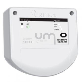 Uniteck UNIMPPT 30/10.12S MPPT-lataussäädin 10A/12 V