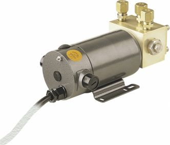 Simrad RPU300 hydraulinen kääntösuuntapumppu 3 l/min 24 V