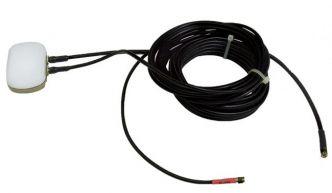 Iridium RST705 Iridium/GPS yhdistelmäantenni magneettikiinnityksellä