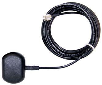 Iridium RST715 passiivinen ajoneuvoantenni magneettikiinnityksellä