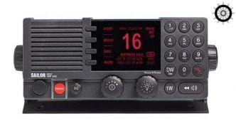Sailor RT6222 VHF A-luokan DSC:llä