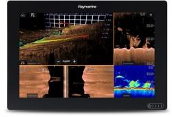 Raymarine AXIOM 9 RV monitoiminäyttö RealVision 3D kaiulla