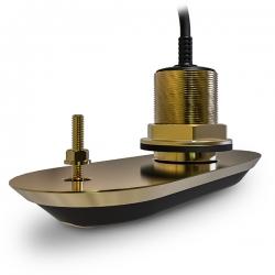 Raymarine RV-200 CHIRP RealVision 3D pronssinen läpivientianturi 0°