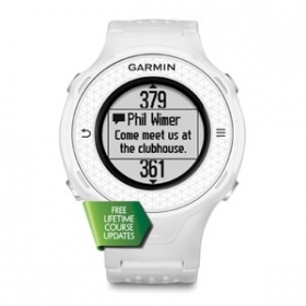 Garmin Approach S4 White