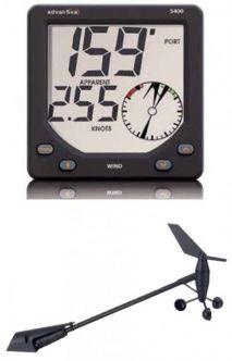 advanSea S400 WIND tuulijärjestelmä digitaalinäytöllä ESITTELYLAITE