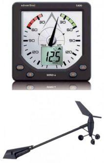 advanSea S400 WIND-a tuulijärjestelmä analoginäytöllä