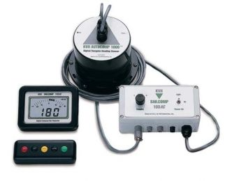 KVH SailComp 103AC kilpapurjehduskompassi