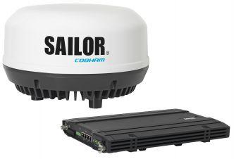 SAILOR 4300 Iridium CERTUS™ SatCom-järjestelmä