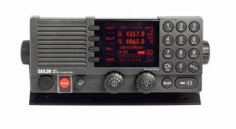 Sailor 6310 MF/HF Class A DSC radiopuhelin 150 W