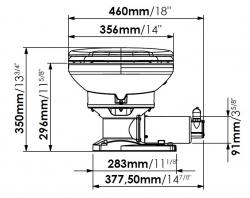 Sanimarin Käymälä Maxlite 12 V
