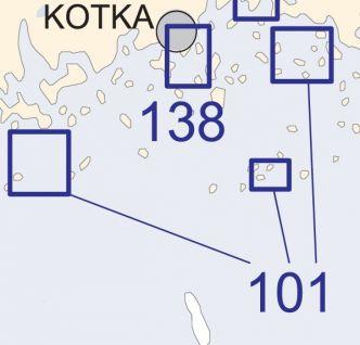 Kuvan kartta-alueet 101