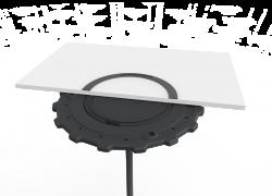 Scanstrut ROKK Wireless Hidden langaton latauspohja