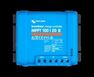 Victron SmartSolar MPPT 100/20 lataussäädin Bluetoothilla