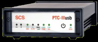 SCS PTC-IIIusb radiomodeemi SSB-puhelimelle
