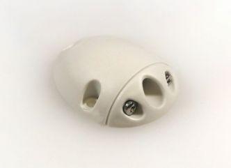 Index Marine SE vesitiivis kaapeliläpivienti 2 x 3-6 mm kaapeleille, valkoinen