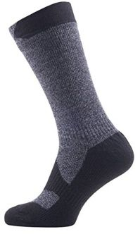 SealSkinz Walking Thin Mid Sock vesitiiviit sukat