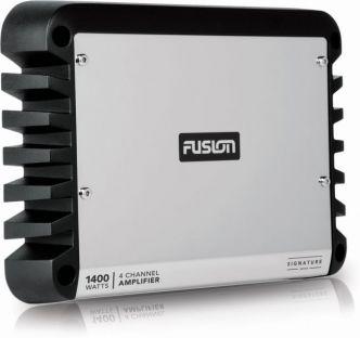Fusion SG-DA41400 D-luokan vahvistin, 4-kanavainen 880 W