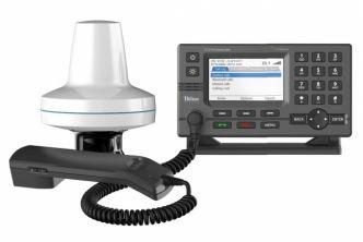 Lars Thrane LT-3100 Iridium SatCom-järjestelmä Bluetoothilla