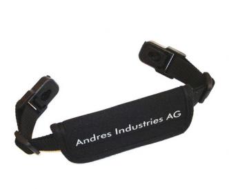 Andres Industries aiShell Air ja Pro koteloiden Handstrap