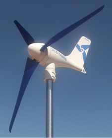 Silentwind 400+ tuuligeneraattori