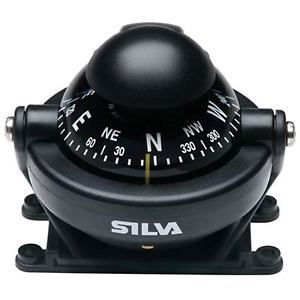 Silva 58 Star musta kompensaattorilla ja valaistuksella