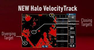 Simrad VelocityTrack avauskoodi