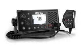 Simrad RS40 VHF-radiopuhelin ja AIS-vastaanotin sisäisellä GPS:llä